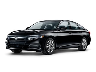 New 2018 Honda Accord LX Sedan 00H80647 near San Antonio