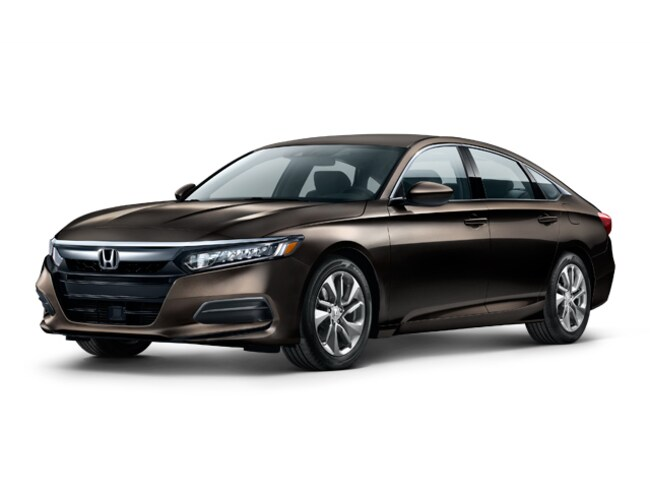 2018 Honda Accord LX 1.5T CVT Car