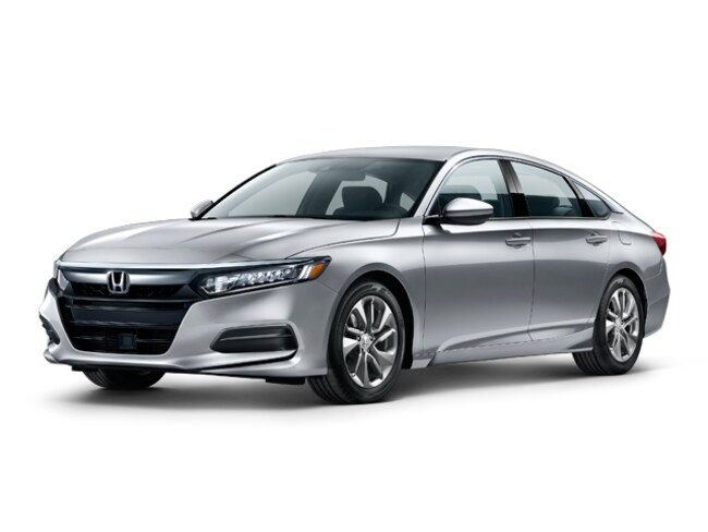 New 2018 Honda Accord LX Sedan in Honolulu