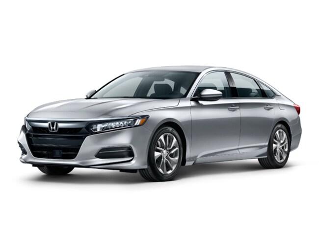 New 2018 Honda Accord LX Sedan East Stroudsburg