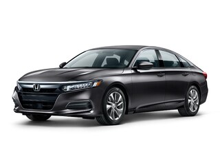 New 2018 Honda Accord LX Sedan 00H80632 near San Antonio