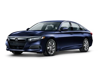 New 2018 Honda Accord LX Sedan 00H80416 near San Antonio