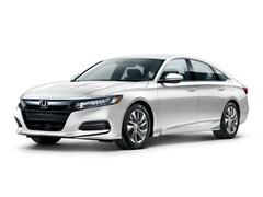 New 2018 Honda Accord LX Sedan 1HGCV1F13JA121641 for sale in Davis, CA