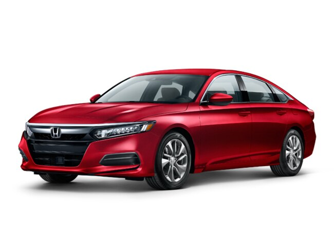 New 2018 Honda Accord LX Sedan Canandaigua, NY