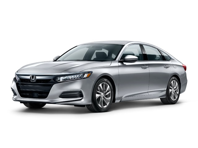 Elegant 2018 Honda Accord LX Sedan