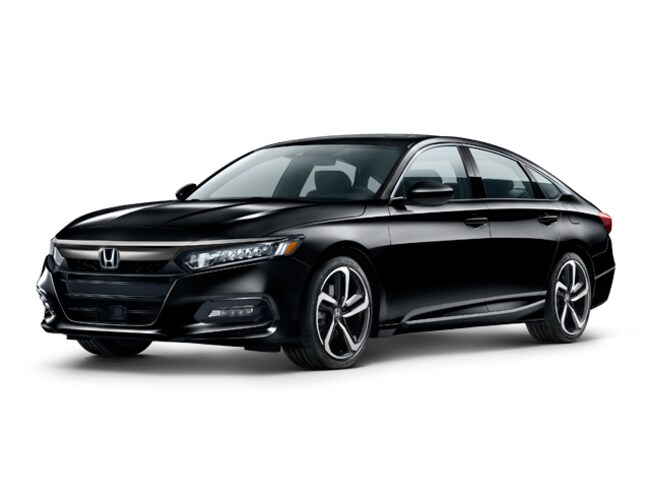 New 2018 Honda Accord Sport 2.0T Sedan Near Bridgeport