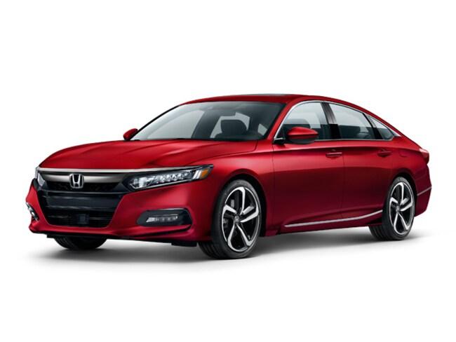 New 2018 Honda Accord Sport 2.0T Sedan Near Bridgeport