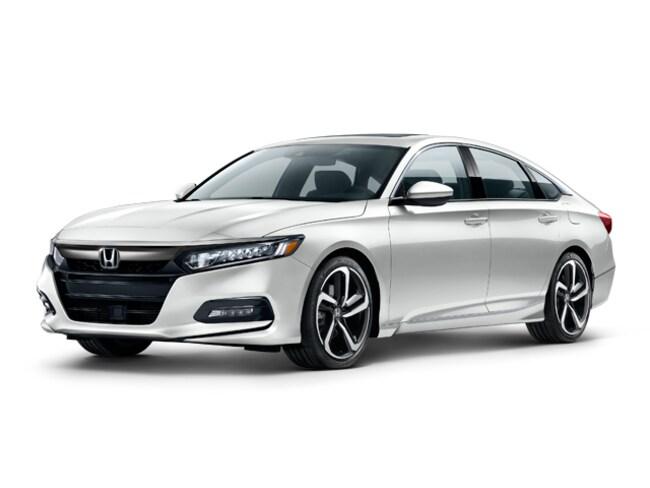 Certified pre-owned Honda 2018 Honda Accord Sport 2.0T Sedan for sale near Salt Lake City