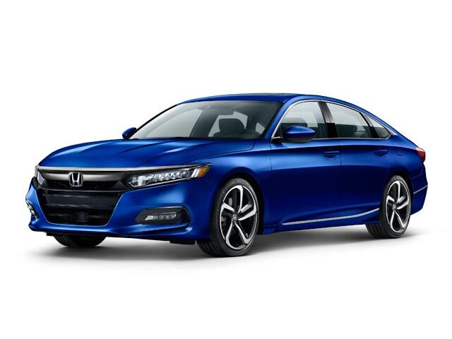 2018 Honda Accord Sport 2.0T Sedan T04072 for sale in the Charlotte, NC area.