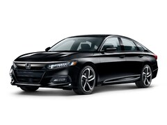 New 2018 Honda Accord Sport Sedan 181587 in Bakersfield, CA