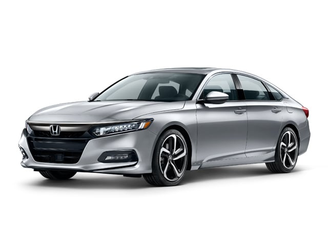 2018 Honda Accord Sport Sedan continuously variable automatic