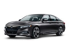 2018 Honda Accord Sedan Sport 1.5T Sport 1.5T CVT