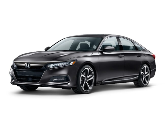 New Honda 2018 Honda Accord Sport Sedan for sale in Toledo