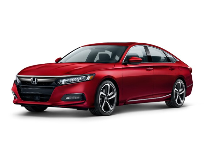 2018 Honda Accord Sport Sedan Shelburne VT
