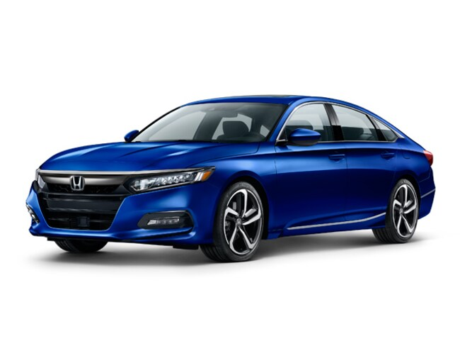 New 2018 Honda Accord Sport Sedan Okemos