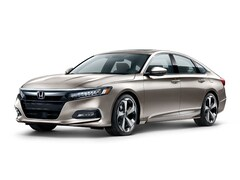 New 2018 Honda Accord Touring Sedan 1HGCV1F90JA101613 for sale in Davis, CA