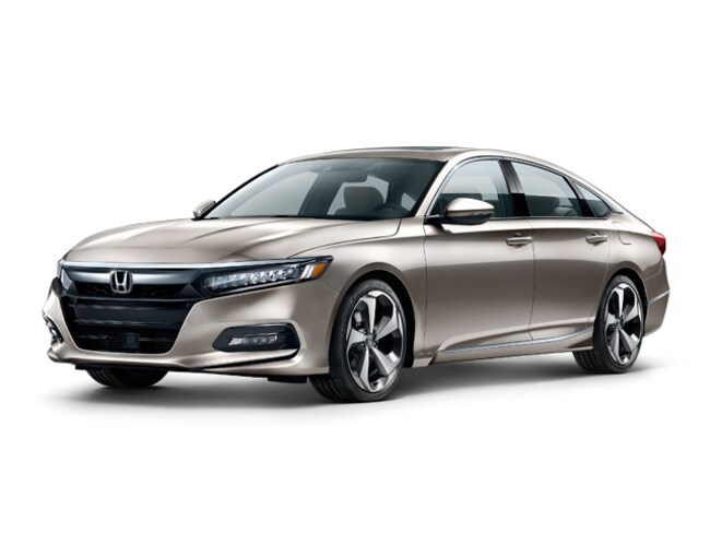New 2018 Honda Accord 1.5T TOURING Sedan continuously variable automatic in Augusta