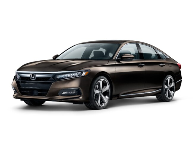 New 2018 Honda Accord Touring Sedan Lancaster, CA