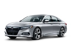 New 2018 Honda Accord Touring Sedan 1HGCV1F91JA094686 for sale in Davis, CA