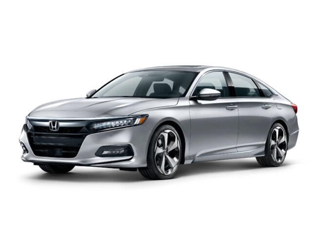 New 2018 Honda Accord Touring Sedan in Westborough, MA