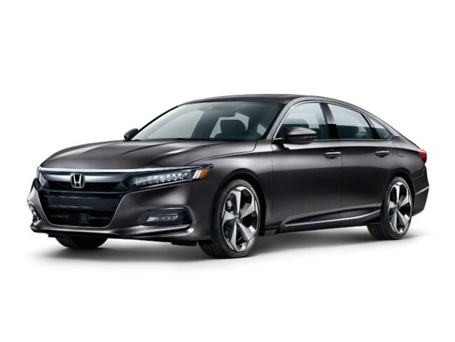 New 2018 Honda Accord Touring Sedan in Bakersfield