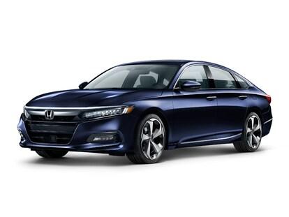 Used 2018 Honda Accord Sedan Obsidian Blue Pearl For