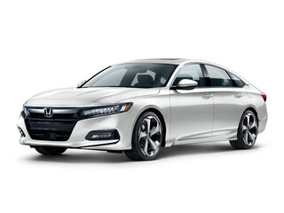 New 2018 Honda Accord Touring Sedan 00H80421 near San Antonio