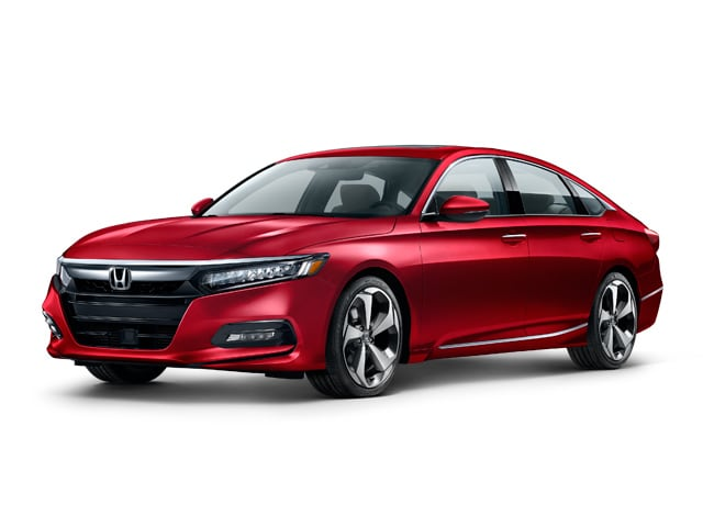 2018 Honda Accord Touring Sedan continuously variable automatic