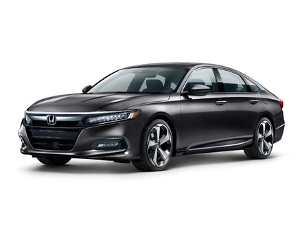 2018 Honda Accord Sedan Touring 1.5T Sedan