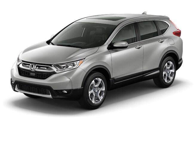 New 2018 Honda CR-V EX-L AWD SUV in Westbrook