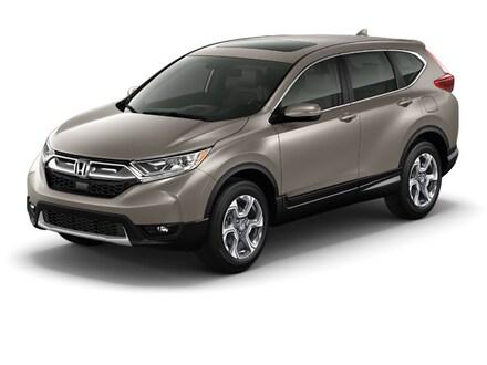2018 Honda CR V EX L SUV