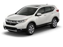 New 2018 Honda CR-V EX-L AWD SUV Bennington VT