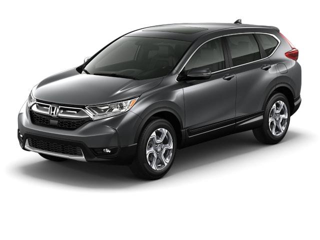 2018 Honda CR-V EX-L 2WD SUV