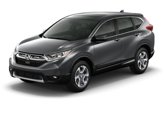 New 2018 Honda CR-V EX-L 2WD SUV in Bakersfield
