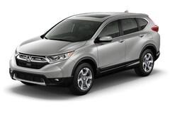 New 2018 Honda CR-V EX-L 2WD SUV 7FARW1H88JE032823 for sale in Davis, CA
