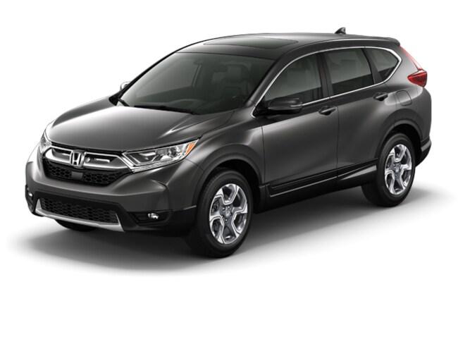 New 2018 Honda CR-V EX-L 2WD SUV in Santa Monica