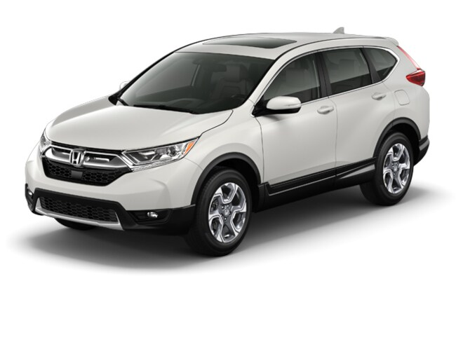 New 2018 Honda CR-V EX-L 2WD SUV 2HKRW1H87JH500263 for sale in Davis, CA near Sacramento