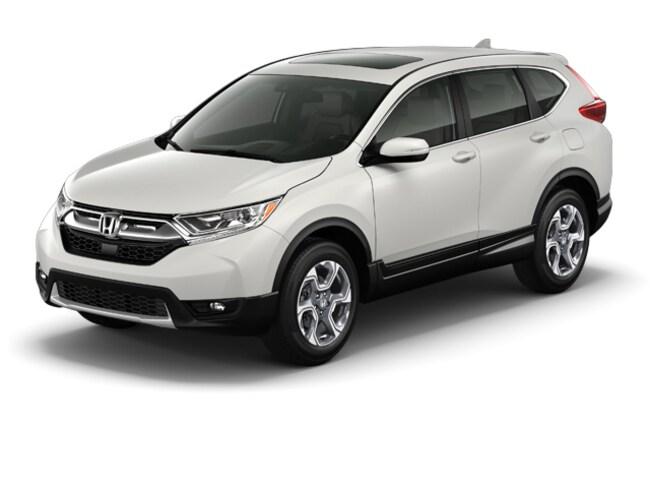 New Honda 2018 Honda CR-V EX-L Navi 2WD SUV T03977 Indian Trail