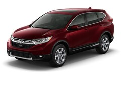 New 2018 Honda CR-V EX SUV 7FARW2H53JE029260 for sale in Terre Haute at Thompson's Honda