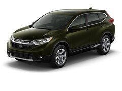 New 2018 Honda CR-V EX SUV 7FARW2H59JE037444 for sale in Terre Haute at Thompson's Honda
