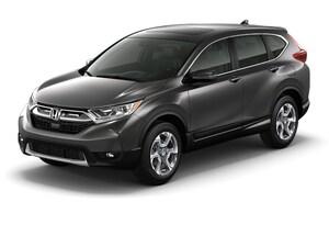 2018 Honda CR-V EX AWD