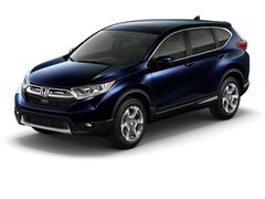 New 2018 Honda CR-V EX AWD SUV 281494H for Sale in Westport, CT, at Honda of Westport