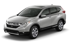 New 2018 Honda CR-V EX SUV 7FARW1H5XJE038113 for sale in Terre Haute at Thompson's Honda