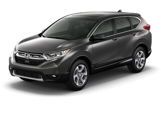 New 2018 Honda CR-V EX 2WD JE034476 for sale near Fort Worth TX