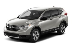 New 2018 Honda CR-V LX 2WD SUV for sale in Charlottesville