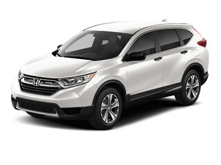 New 2018 Honda CR-V LX 2WD SUV