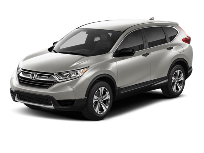 New 2018 Honda CR-V LX AWD SUV Berkeley