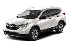 New 2018 Honda CR-V LX AWD SUV in Boston