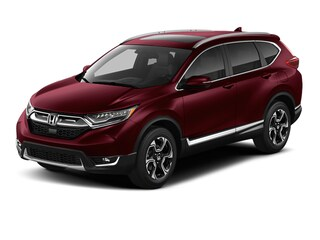 New 2018 Honda CR-V Touring AWD SUV 00H89561 near San Antonio