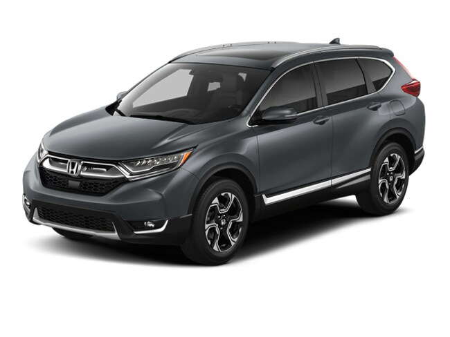 2018 Honda CR-V Touring AWD SUV for sale in Logan, Utah at Young Honda